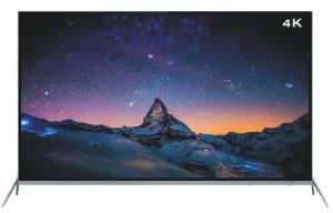49 Inch Metal Body LED TV 4K
