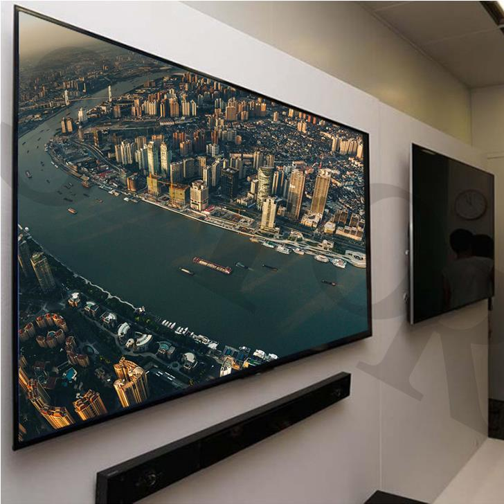 2018 New Style Hot Cheap Television Wholesale UHD 4K Smart LED TV
